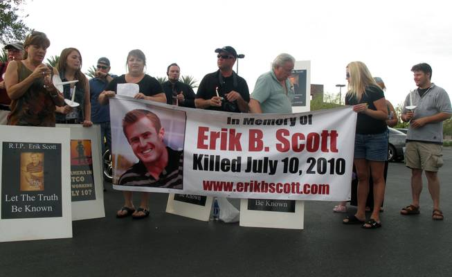 Bill Scott, Father of Erik Who Was Killed by LVMPD Employees, Interviewed by Bill Buppert of ZeroGov.com